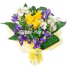 Цветы с доставкой васильки доставка цветов питер дешево
